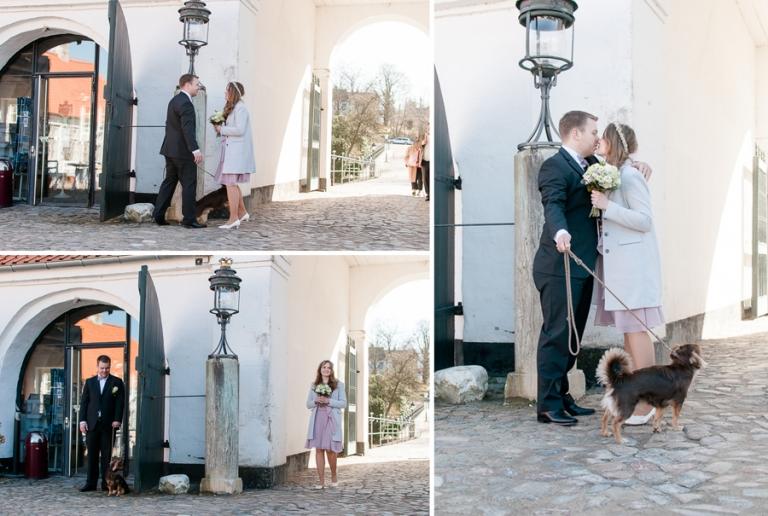 Hochzeitsfotografie Conni Klueter Schloss Glücksburg Flensburg Nordfriesland