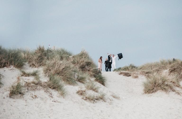 Über die Düne | Conni Klueter Fotografie